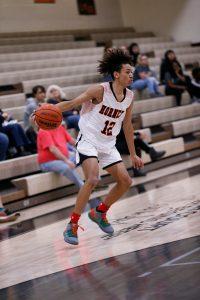 JV Basketball v. Lutheran