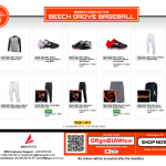 Baseball Team Store & Fan Shop