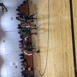 Girls 8th Grade Basketball falls to Fall Creek Valley 64 – 3