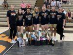 Girls Varsity Volleyball falls to Monrovia 3 – 0
