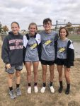 Cross Country Advances Four to Regionals