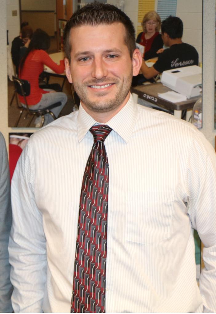 New Head Football Coach – Brandon Winters