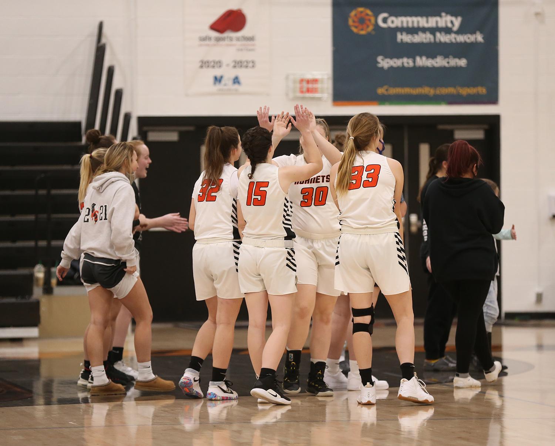 Girls Basketball v. Southport