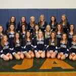 Competitive Cheer Finishes Strong
