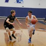 Varsity Boys Basketball will play extra game to get into playoffs