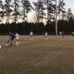 Aynor High School Girls Varsity Soccer falls to North Myrtle Beach High School 8-0