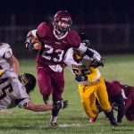 Carevic, Porter Put Up Big Numbers In Loss
