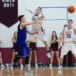 Boys Basketball Finishes Week With Scrimmages