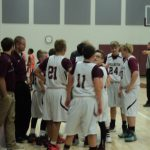 Jr. High Sweeps Pirates