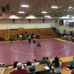 Wrestlers Advance In State Dual Competition