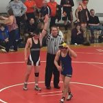 Wright and Wrestlers Look For Big Wins