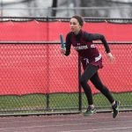 Track Travels to Vermilion