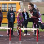 Track Team Set For First Meet