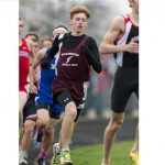 Track Season Ends With Fair Showing In District Finals