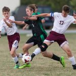 Boys Soccer Dominates Cuyahoga Heights