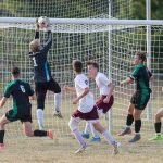 Boys Soccer Falls Just Short