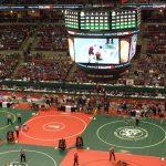 Mason Wright Advances in State Tournament