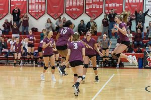 Sectional Champs Volleyball: Thank You Russ Gifford For The Pictures