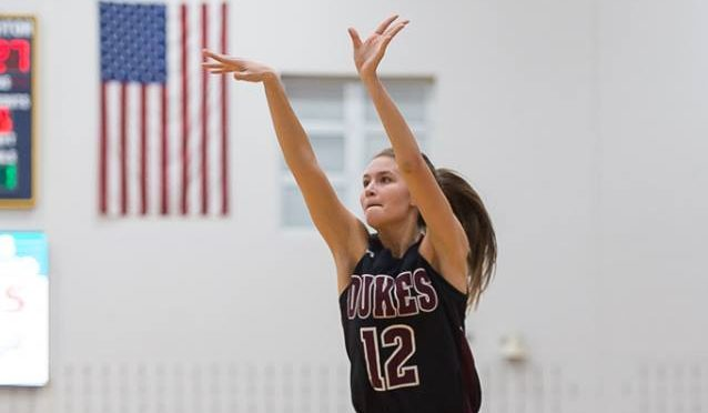 Lady Dukes Advance After Win Over Wickliffe