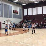 Junior High Girls Basketball Opens Season