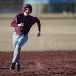 Varsity Baseball Sweep Brookside
