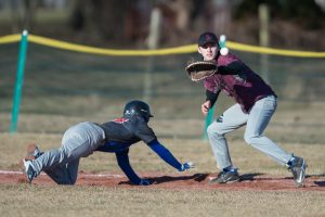 Baseball Home Opener – Thank You Russ Gifford