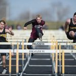 Varsity Track PAC Meet