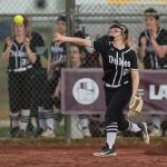 Softball - Pictures by Russ Gifford