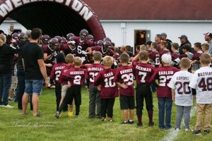 Football vs Mapleton
