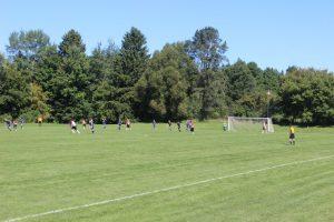 JV Soccer vs. Big Rapids