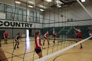 Volleyball at Hesperia Invite