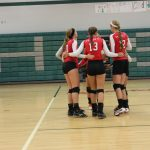JV and Varsity Volleyball Teams Pick Up Conference Win
