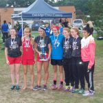 Hart XC team stands out at Oakridge Invite