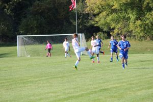 Boys Soccer vs. Montague