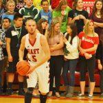 Hart High School Varsity Basketball falls to Norsemen 28-42