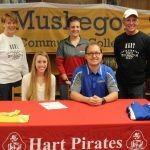 Hart Athlete Signs Letter of Intent