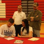 Hart Athletes Sign Letters of Intent