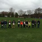 Winter Sport Athletes Honored