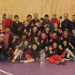 Ten wrestlers qualify for individual regional, Hart wrestling squad set to square off in team regional