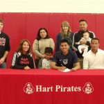 Fher Mendez signs letter of intent to join Cornerstone University