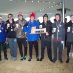 Boys Varsity Cross Country finishes 1st place at Manistee National Invitational