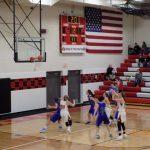 Girls Varsity Basketball falls to Calvary Christian Schools – Fruitport 55 – 51