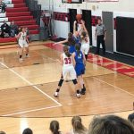 Girls Varsity Basketball falls to Oakridge 70 – 32