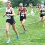 Girls Varsity Cross Country finishes 23rd place at MSU Invite
