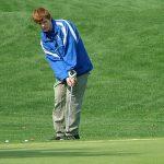 Hopkins Varsity Golf Places Second