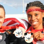 Wise Bringing Home The Gold; 4×100 Wins At NACAC