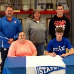 Logan Cobb Signs his Letter of Intent!!