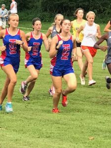 2017 Varsity Cross Country – Boys & Girls