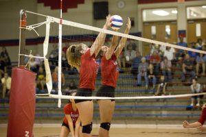 Varsity Volleyball vs. Southport 8-29-2017