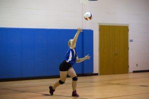 7th Grade Volleyball vs. Southwestern 9-6-2017